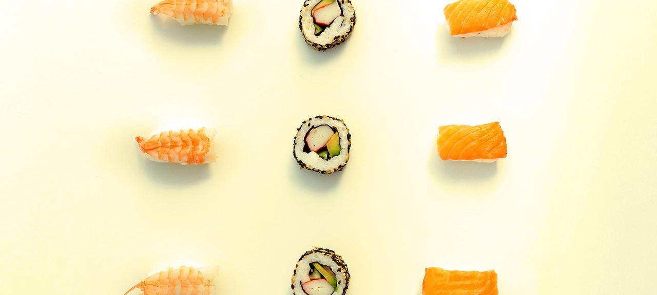 Target | Você sabia que o sushi de salmão nasceu na Noruega?
